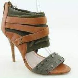 Plenty by Tracy Reese Zuri Sandals Size 10